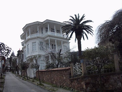 Σπίτια της Χάλκης