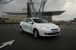 Renault Fluence ZE. EV.