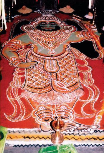 Ayyappan Theeyattu