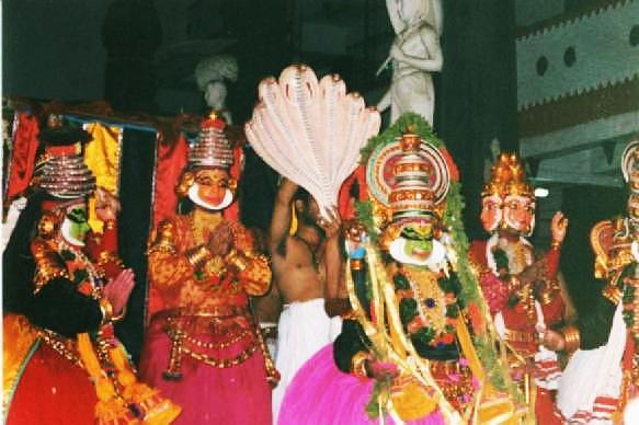 Krishnaattom / Krishnanaattom