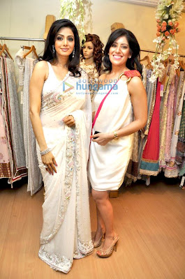 Launch of Maheka Mirpuri's summer white collection image