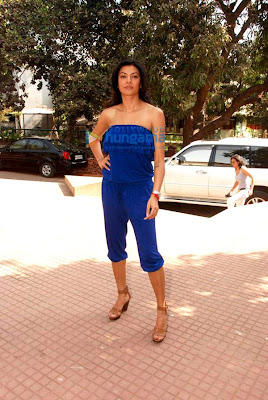 Sushmita Sen crown 'I Am Princess' at Bal Bhavan image