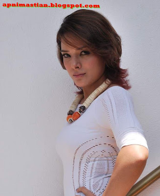 Udita Goswami,Chase film photo shoot image