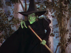 """For you haven't a clue how intensely insane, Evil witch's can become when their hungry for """"brains"""""""