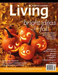 This month's Martha Stewart magazine.