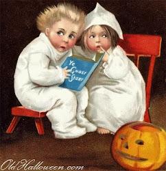 Scared little kiddies....