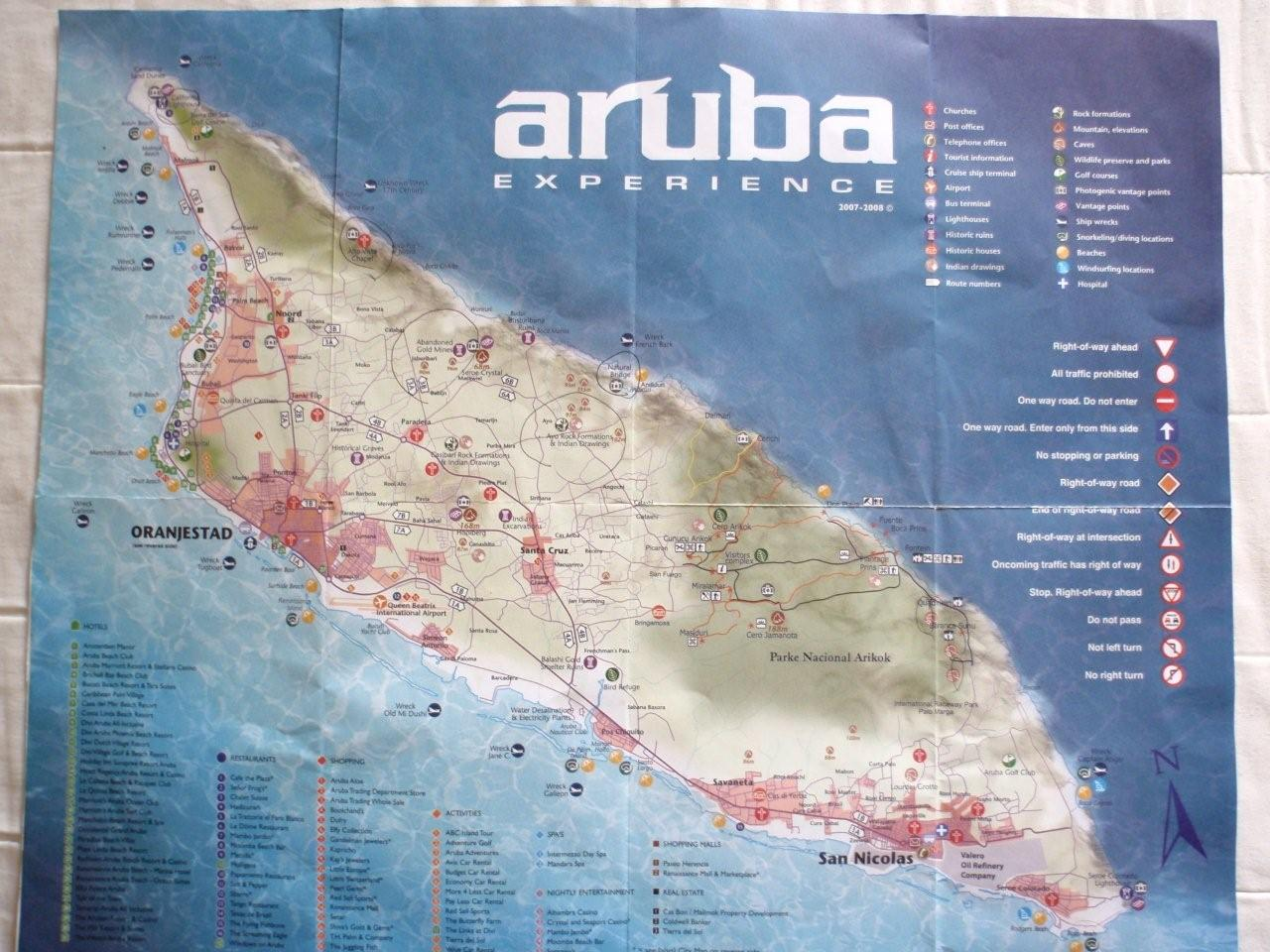 Life Afloat Our Aruba Vacation Part 1 The Basics