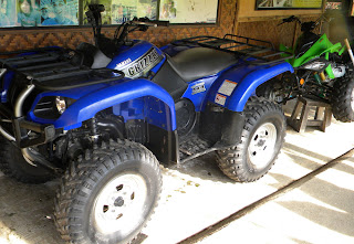 yamaha ATV grizzly