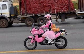 ktm motor girl rider