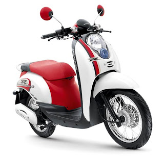 honda Scoopy have good market response
