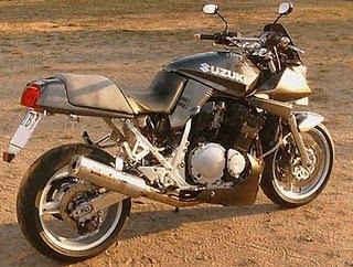 Suzuki Katana 1100 -1000 motorcycle
