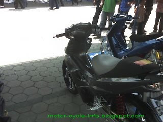 modifikasi motor arashi contest