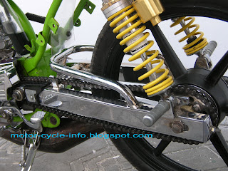 picture motorcycle: modifikasi motor rx king extreme airbrush