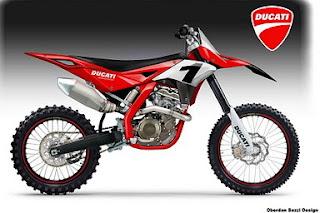 ducati motorcycles Bezzi Oberdan design