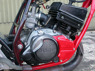 modifikasi motor yamaha rxz drag