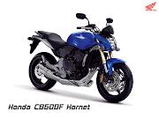honda cb600f hornet. motorcycle honda cb600f hornet models