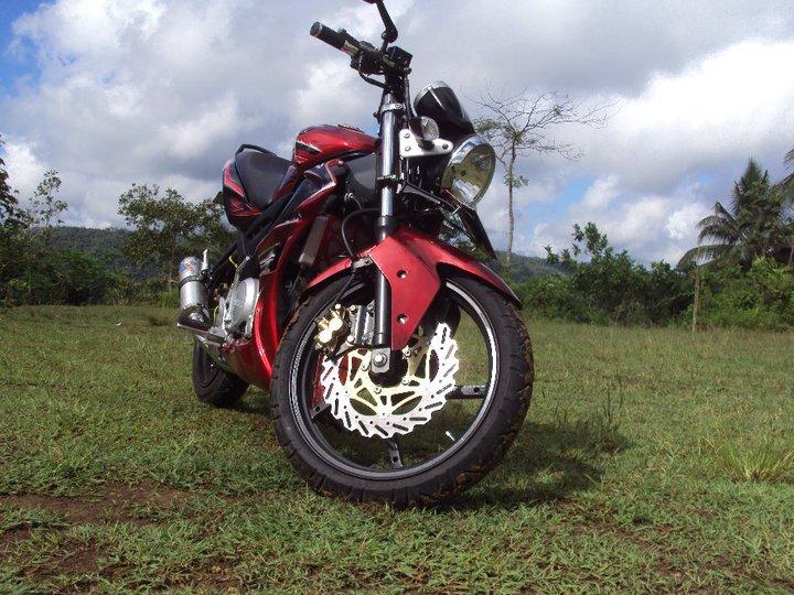 Modif Stang Yamaha Nvl