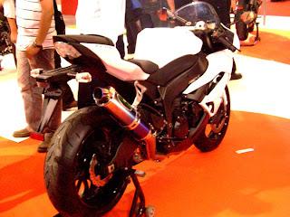 Kawasaki ZX-6R 2010