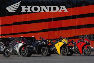 Honda CBR1000RR new