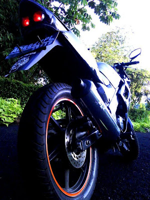 Honda CBR color of motorsport choice