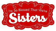 A note to my sisters