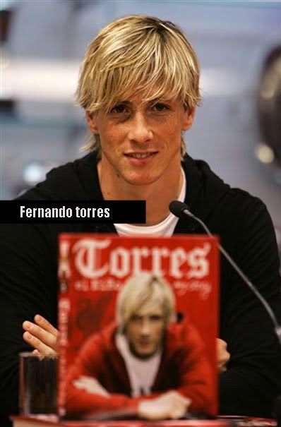 This man is additionally accustomed for the altered types of Fernando Torres