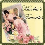 MARTHA&#39;S FAVORITES