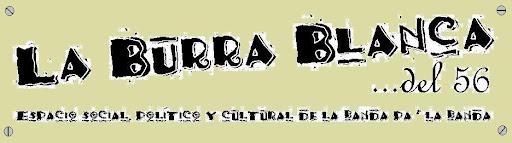 LA BURRA BLANCA... DEL 56