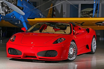 2010 Ferrari F430 Inden Special Edition Modified
