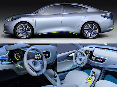 It is projected that the Renault Fluence ZE