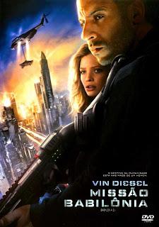 Filme Poster Missão Babilônia DVDRip XviD & RMVB Dublado