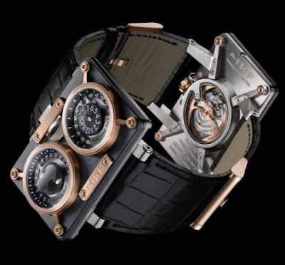 MB&F - Horological Machine 2 @ sweetassugarman.blogspot.com