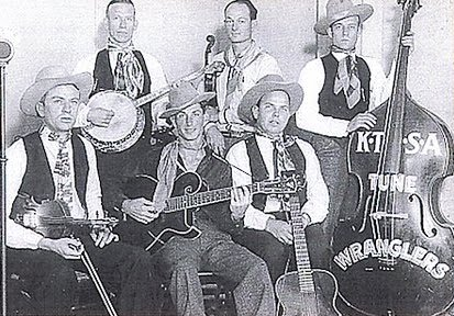 The Tune Wranglers Texas Sand - Lonesome Blues