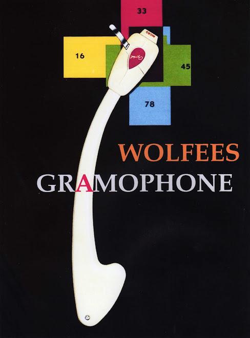 WOLFEES GRAMOPHONE