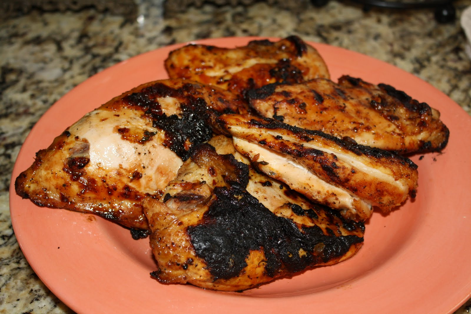 Seasoned with Love: Orange Chipotle Grilled Chicken Breasts