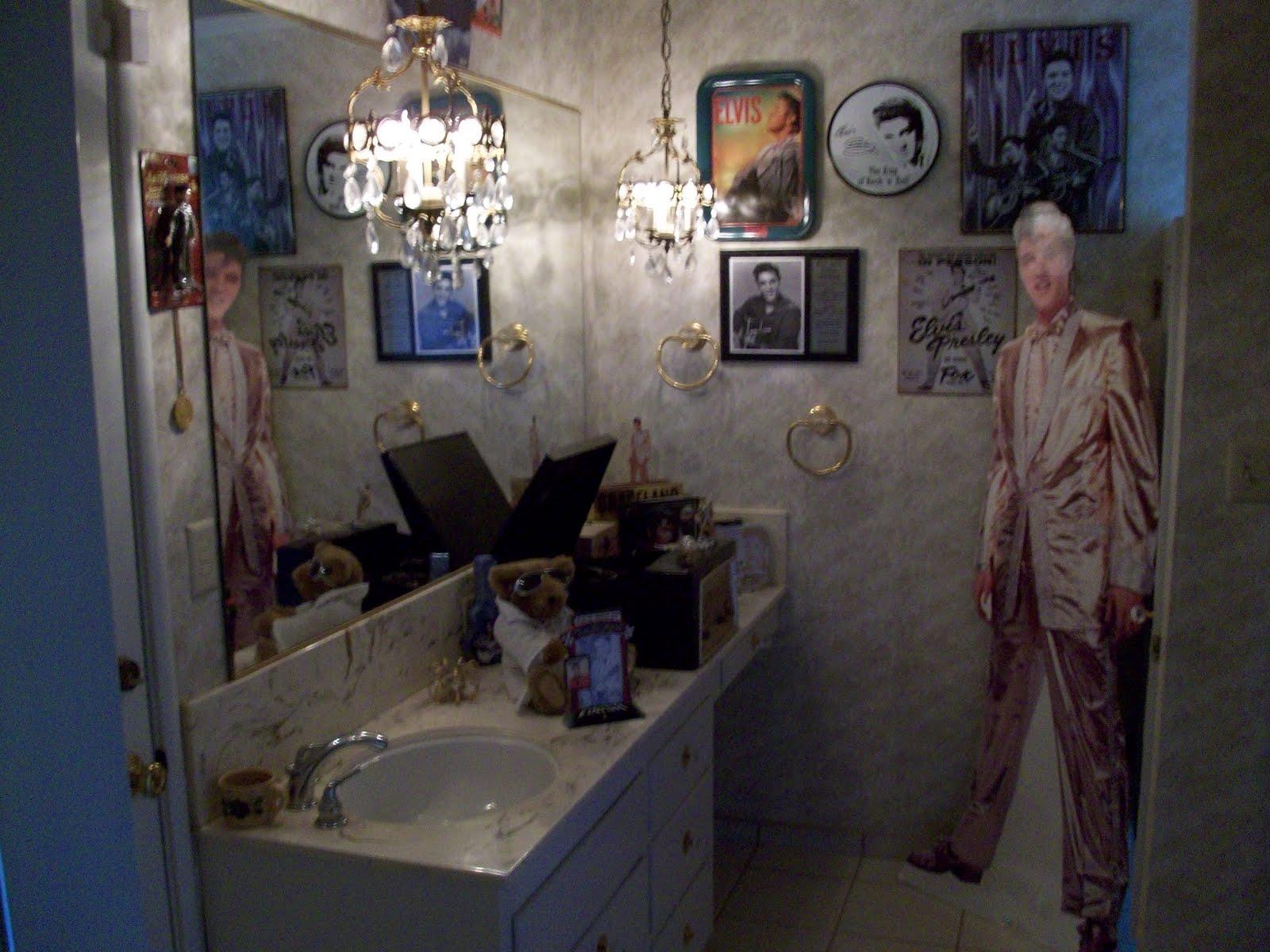 Elvis Bathroom. Similiar Elvis Bath Keywords