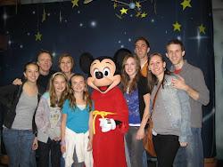 Disneyland - Fall 2010