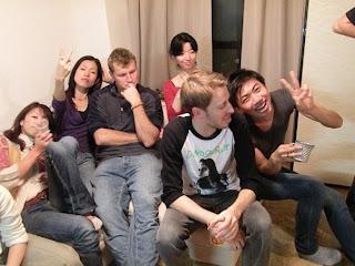 Japanese girls like white guys