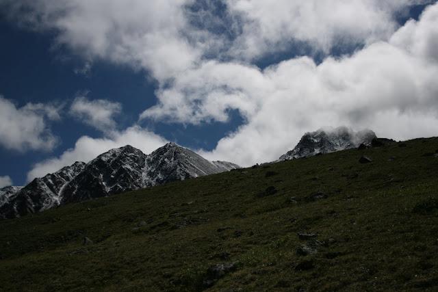 перевал Катька Дура