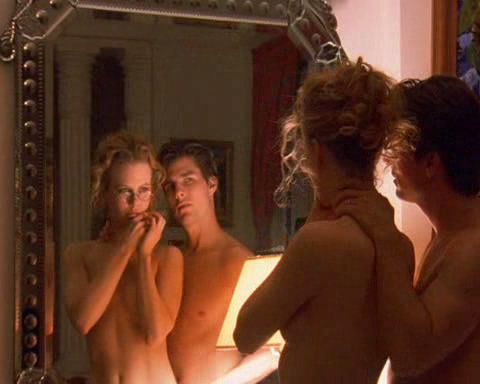 Photo of Nicole Kidman from Eyes Wide Shut (1999) with Tom Cruise