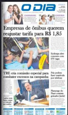 """Jornal """"O Dia"""""""
