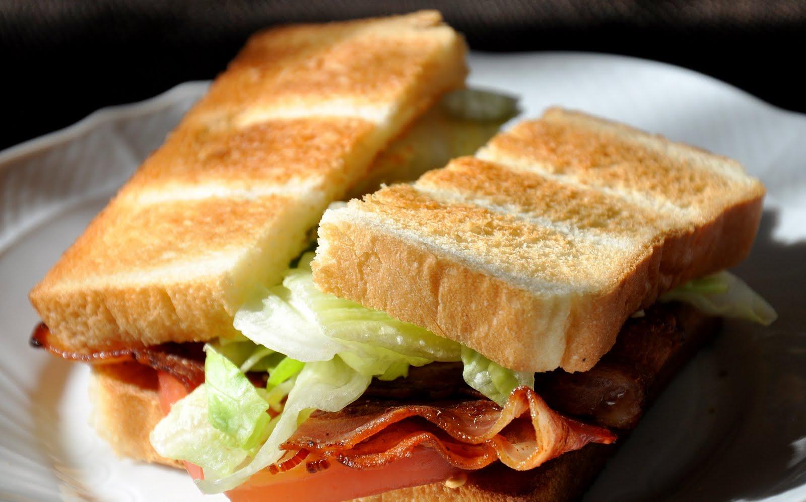BLTサンドイッチの画像 p1_2