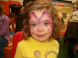Fazemos trabalhos de face e body painting. Pinturas faciais e corporais em qualquer evento.