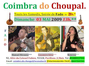 Dimanche 3 Mai 2009