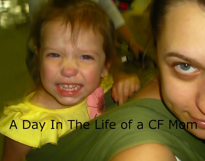a day in the life of a CF mom