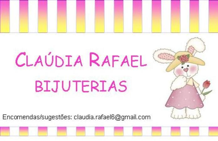Claudia Rafael - Bijuterias