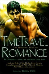 Mammoth Book of Time Travel Romance 12/2009