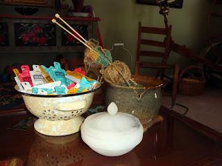 yarn bowl:)