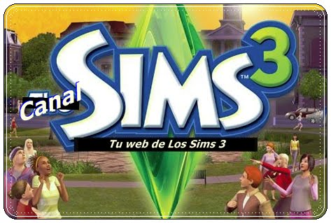 Canal Sims 3