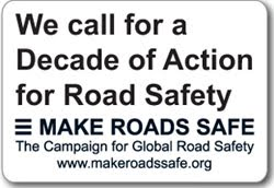 Global Road Safety Campaign
